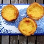 Pasteis de Nata - portugisische Blätterteigtörtchen