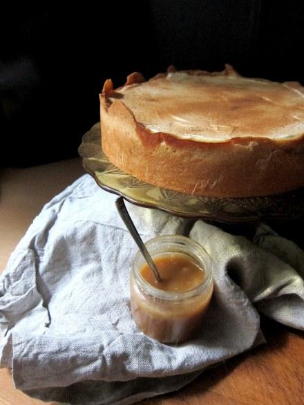 unwiderstehlich lecker cremiger Cheesecake
