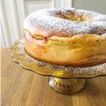Pehtranova Potica – gerollter Kuchen mit Estragon