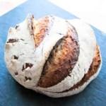 Sauerteigbrot mit Haferflockenporridge nach einem australischen Rezept