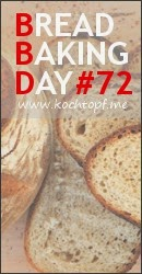 Bread Baking Day #72 - nussige Brote ~ nutty breads (last day of submission April 1, 2015)