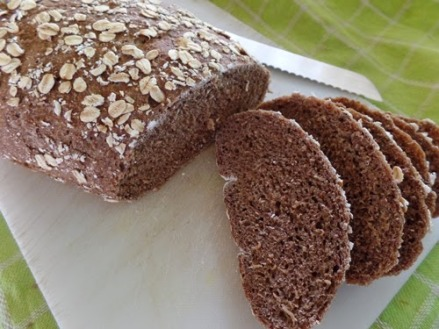 Dutch Brown Bread